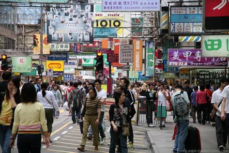 24 hours in Hong Kong - Mongkok