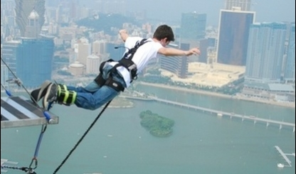 The Adrenaline Junkies Complete Guide to Hong Kong