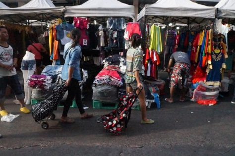 Chatuchak Market Getting Around