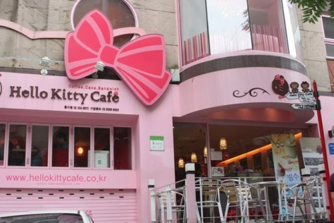 Hello Kitty Café (Hongdae)