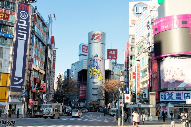 The Hottest Fashion Spots in Japan