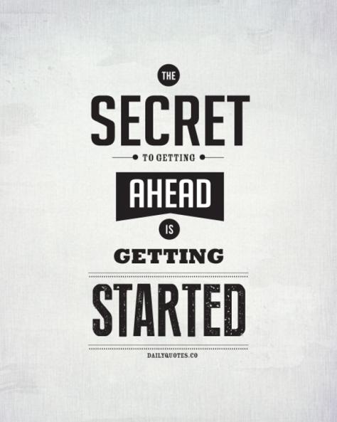 2. Get started
