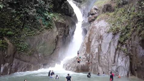 The Chiling Waterfall