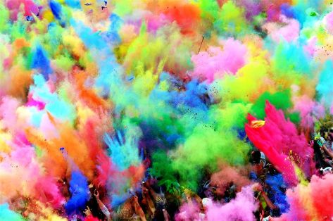 Holi Festivals of Color