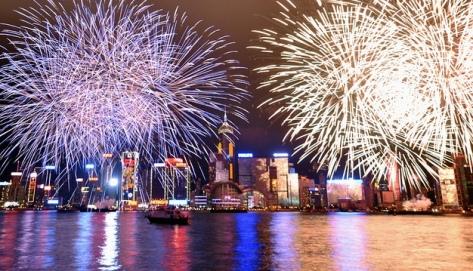 2 fireworks